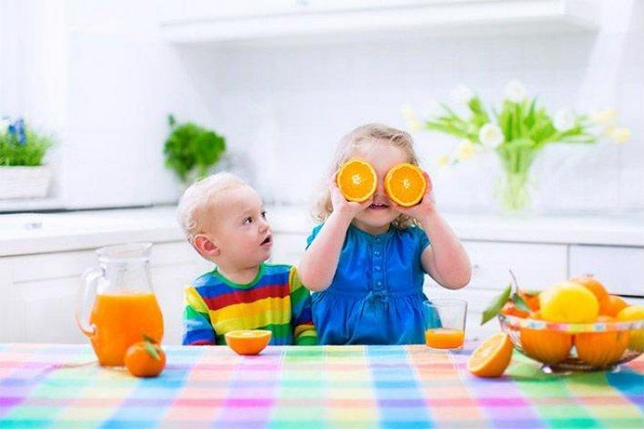 Tác Dụng Của Vitamin C Đối Với Trẻ Nhỏ