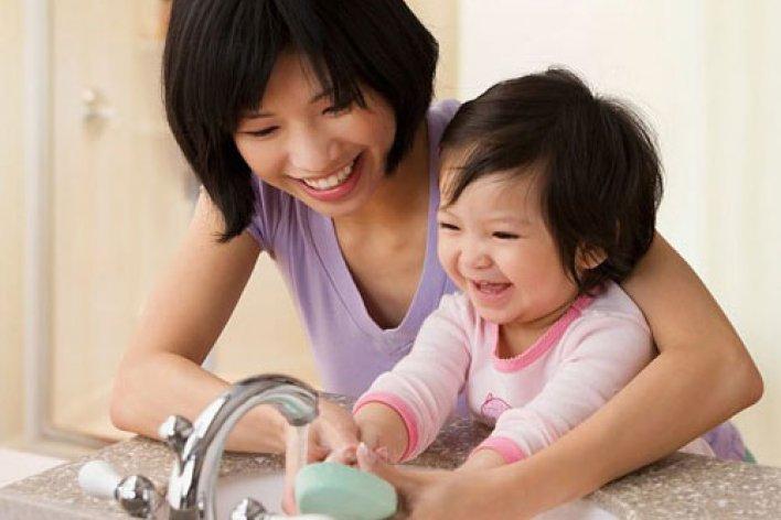 Mẹ Đã Biết Cách Phòng Cảm Cúm Cho Bé Yêu Khi Chuyển Mùa ?