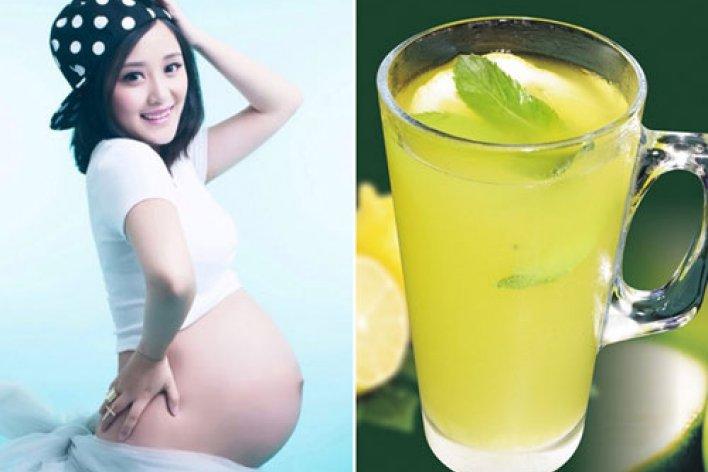 Mẹ Bầu Có Nên Uống Nước Mía Khi Mang Thai ?