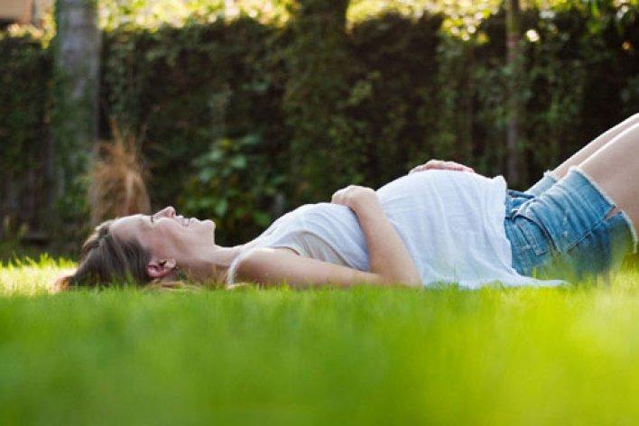 Mang thai vào mùa hè có nhiều lợi ích lắm đấy!