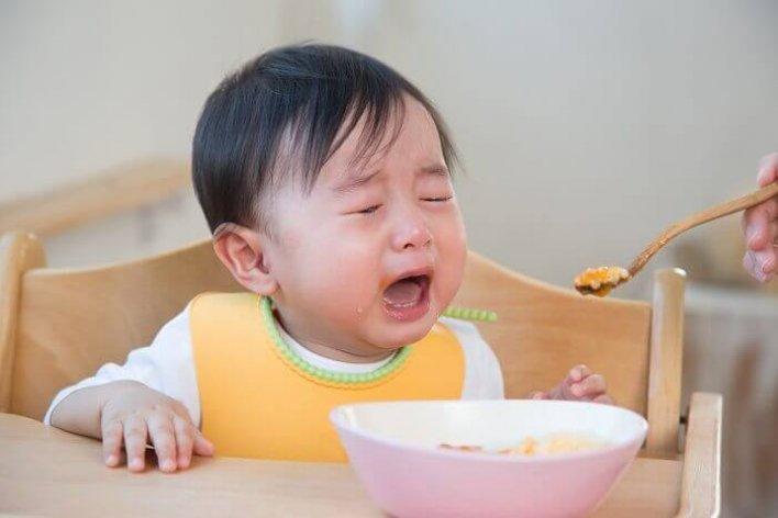 Ăn Dặm Sớm Không Tốt Cho Sức Khỏe Của Bé