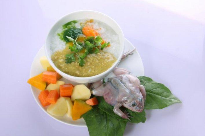 Mách Mẹ Cách Nấu 3 Món Cháo Siêu Bổ Cho Bé Ăn Dặm