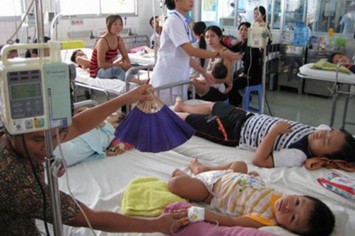 Hà Nội Thành Lập Đội Đặc Nhiệm Chống Dịch Sốt Xuất Huyết
