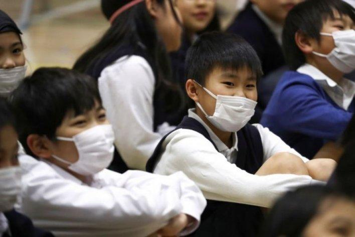 Nhiều Ca Nhiễm Covid -19 Ở Trường Học Nhật Bản