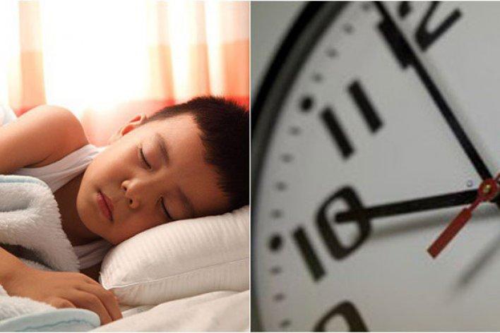 Muốn Con Đạt Chiều Cao Tối Đa Mẹ Hãy Làm Những Điều Này Trước 10h Tối