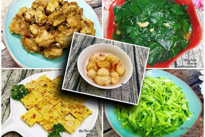 Vừa Nấu Xong 5 Món Này Cả Nhà Đòi Ăn Cơm Ngay