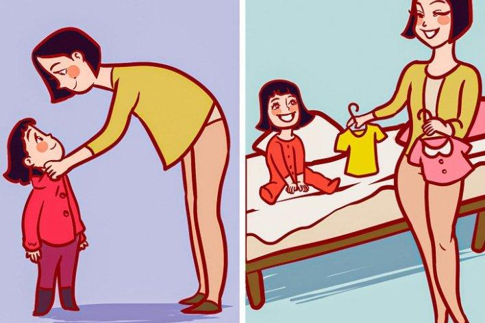 10 Lời Khuyên Hữu Ích Cho Các Mẹ Chăm Con Nhỏ