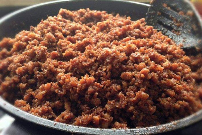 Cách Làm Thịt Chưng Mắm Tép Thơm Ngon
