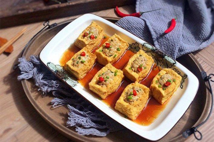 Cách Làm Đậu Hủ Đồn Thịt Vừa Miệng Lại Đưa Cơm